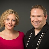 Nancy and Shawn Power, Owners of Powerventures Travel Services Ltd., an Independent Agency in the Avoya Travel