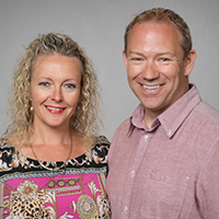 Nancy & Shawn Power, Owners of Powerventures Travel Services Ltd., an Independent Agency in the Avoya Travel