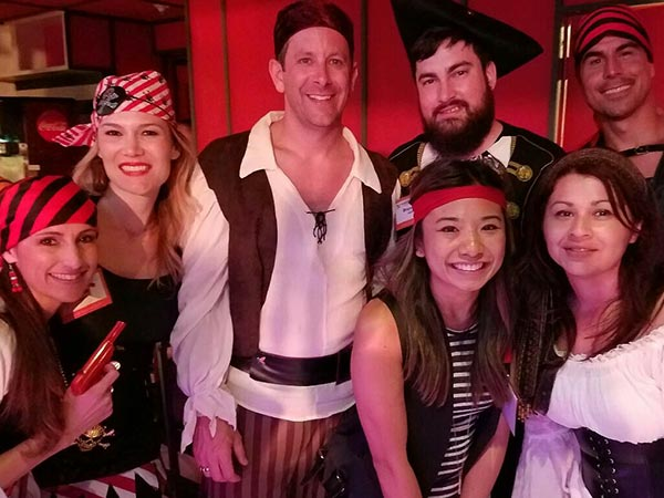 Conference 2016: Pirate Night