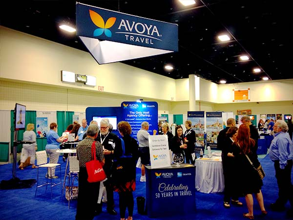 Tradeshow: Skip Explaining the Benefits Of Affiliating With Avoya