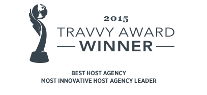 2015 Travvy Award Winner