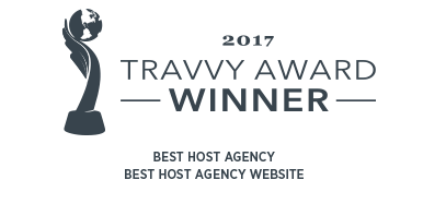 2017 Travvy Award Winner
