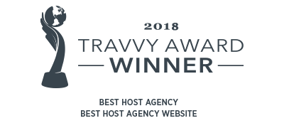 2018 Travvy Award Winner
